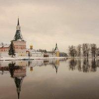 Иверский монастырь :: Михаил Шумилкин
