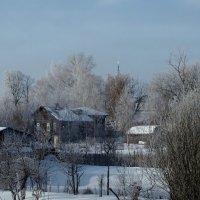 Юрьев-Польский. Первый день весны :: Надежда Бахолдина