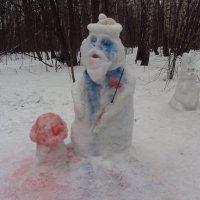 1 марта. Зима продолжается! :: Андрей Лукьянов