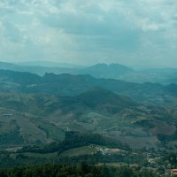 Вид на окрестности Монте-Титано :: Руслан Гончар