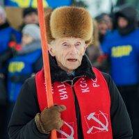 Про верность идеалам. :: Сергей Исаенко
