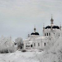 """Зима ещё хлопочет..."" :: Юрий"