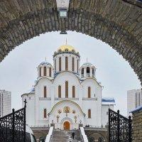 Новый Храм :: Игорь Иванов