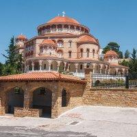 Монастьрь Святого Нектария :: Алексей Морозов