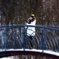 На мостике :: Александр
