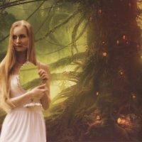 Потерянная в лесу :: София Феникс