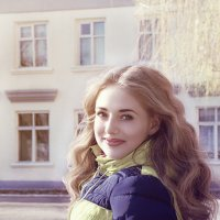Милая Катя :: Дарья Довгопольская