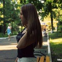 Люда :: Кристина Милославская
