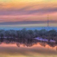 На закате. :: Laborant Григоров