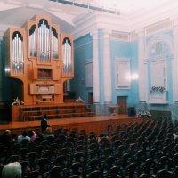 Органный зал :: Azam Ibrahim