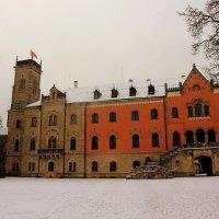 чешский замок :: Ольга
