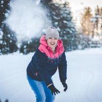 Зимнее настроение :: Наталья Верхотурова