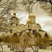 Борисоглебский мужской монастырь :: Анатолий. Chesnavik.