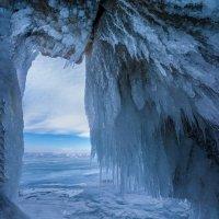 Байкальские пещеры :: Андрей Лукашенко