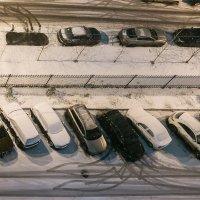 Из серии Парковка. :: Евгений Поляков