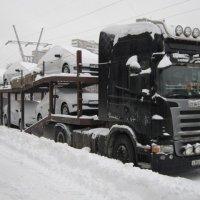 "Автовоз ""Scania"" :: Дмитрий Никитин"