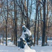 после снегопада :: Алексей Агалаков