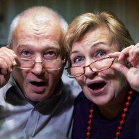 Янек и Ружа :: Дарья Дойлидова