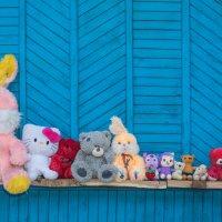 старые игрушки :: Alima Назарова