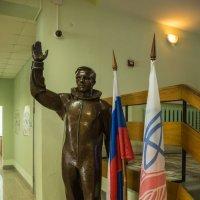 Бронзовый Гагарин :: Kasatkin Vladislav
