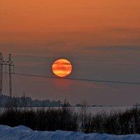 Солнечный аттракцион :: Нина Штейнбреннер