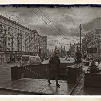 Прогулки по Москве :: Евгений Жиляев