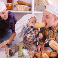 семейный обед :: Олеся Богатская