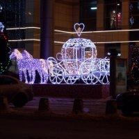 Новогодняя карета :: Сергей Тагиров