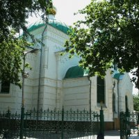 Храм иконы Божией Матери - Одигитрии :: Нина Бутко