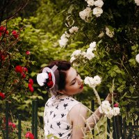 Summer :: Анастасия Маркелова