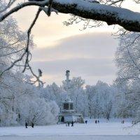 Екатерининский парк. :: Харис Шахмаметьев