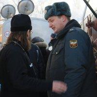 Добрая беседа..... :: Валерия  Полещикова