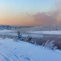 Парящая река :: Анатолий Иргл