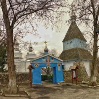 вход в храм :: юрий иванов