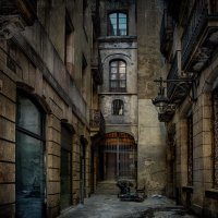 На улицах Барселоны :: Анна Корсакова