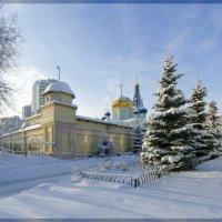 У Кафедрального собора. Челябинск :: Мария Кухта