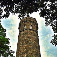 Сторожевая башня :: Александр Корчемный