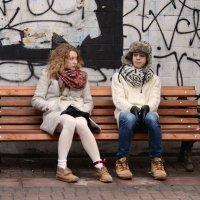 Неловкость первого свидания :: Александр Степовой