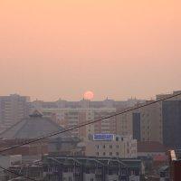 Солнце Якутска :: Ro Markelov