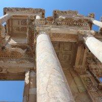 Древний Эфес.Фасад библиотеки Цельсия. :: vadimka