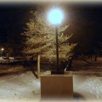 То дождь, то снег..и спать пора)) :: Андрей Заломленков