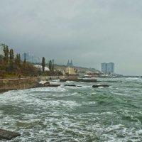 Одесская набережная :: Виктория Бондаренко