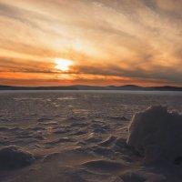 Снежные просторы :: Георгий Рябов