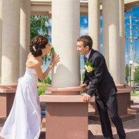 Жених и невеста :: Андрей Кузнецов