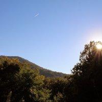 Утро в горах :: valeriy khlopunov