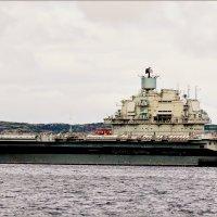 Авианосец Адмирал флота Советского Союза Кузнецов :: Кай-8 (Ярослав) Забелин