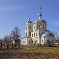 Церковь Иоанна Предтечи в Твери :: Анатолий Максимов