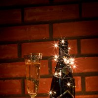 Новогодняя ночь :: Елена Дорогина