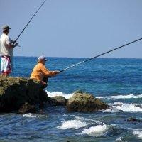 Рыбаки :: Герович Лилия