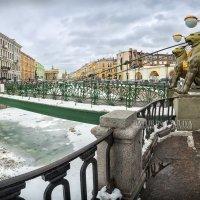 Банковский мост :: Юлия Батурина